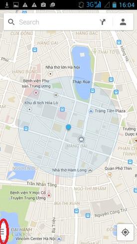 Tối ưu định vị Google Maps cho iOS & Android