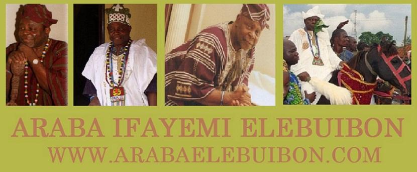 Araba Ifayemi O. Elebuibon