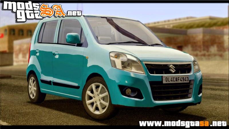SA - Maruti Suzuki Wagon R 2010