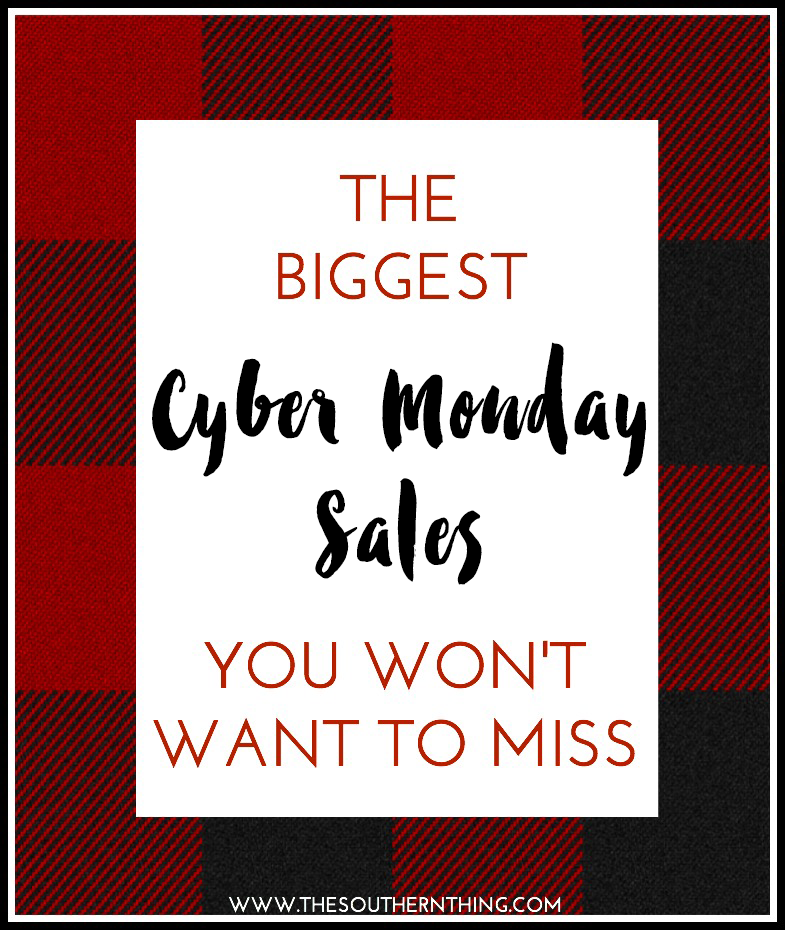 Cyber Monday 2015 Sales