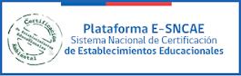 Plataforma E-SNCAE
