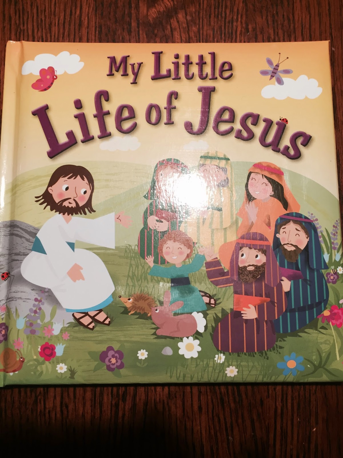short-children-religious-book