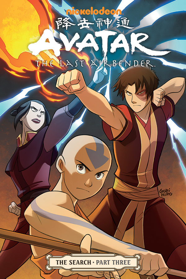 Avatar, The Last Airbender: The Search Part Three
