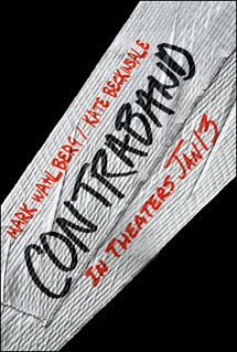 Contraband Teaser Poster