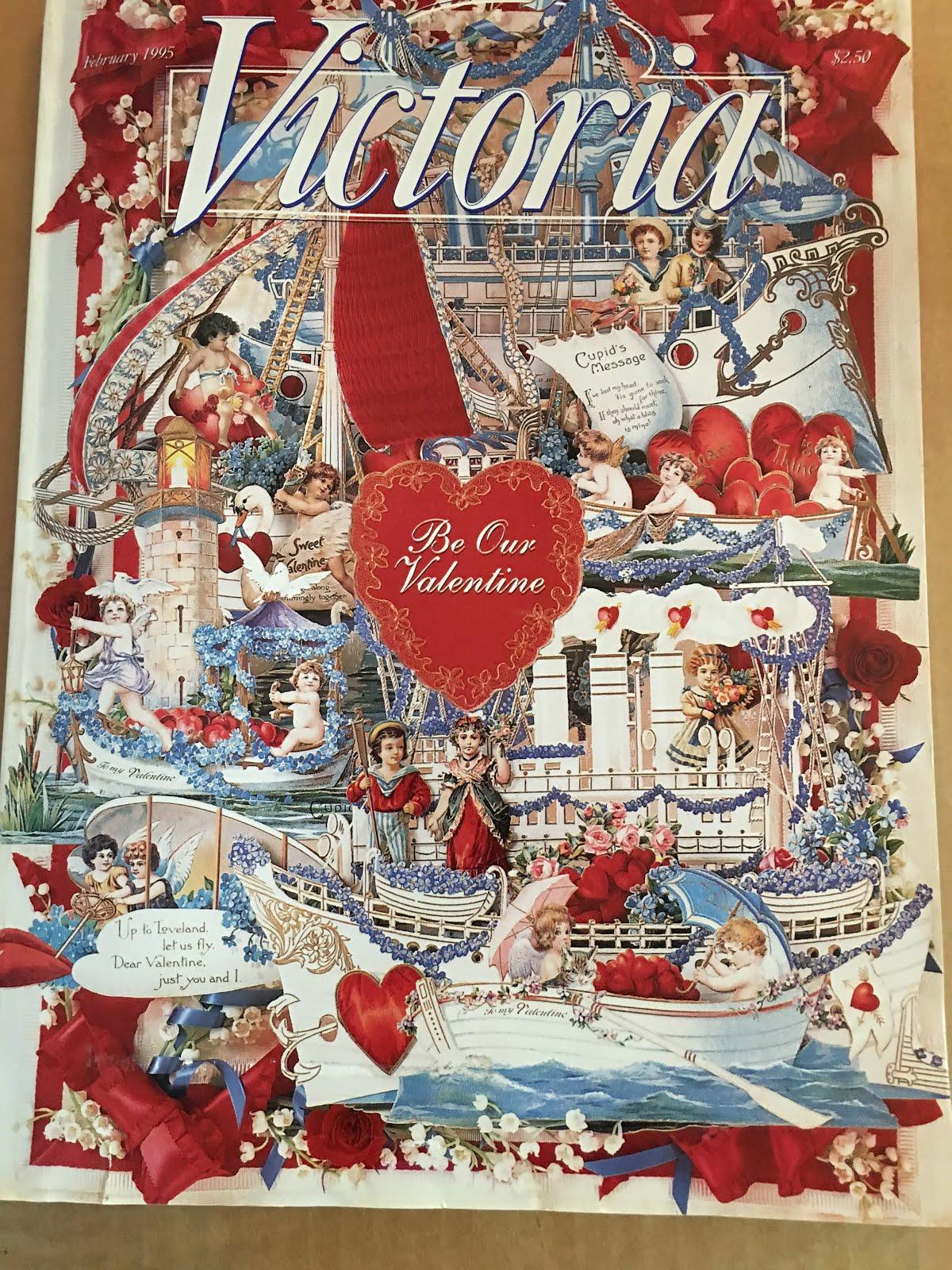 Valentine Magazine 1995