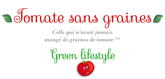 Tomate sans graines - Green lifestyle