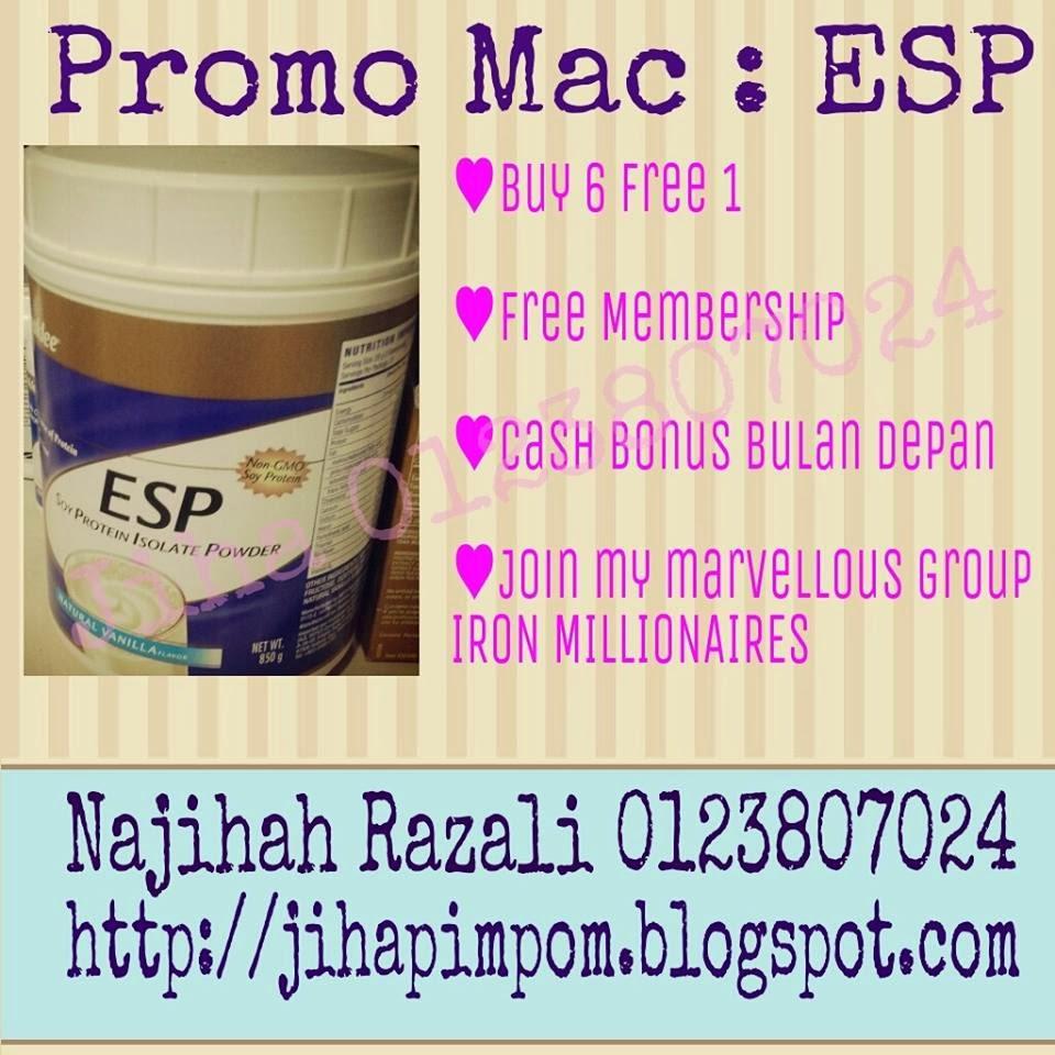 esp buy 6 free 1