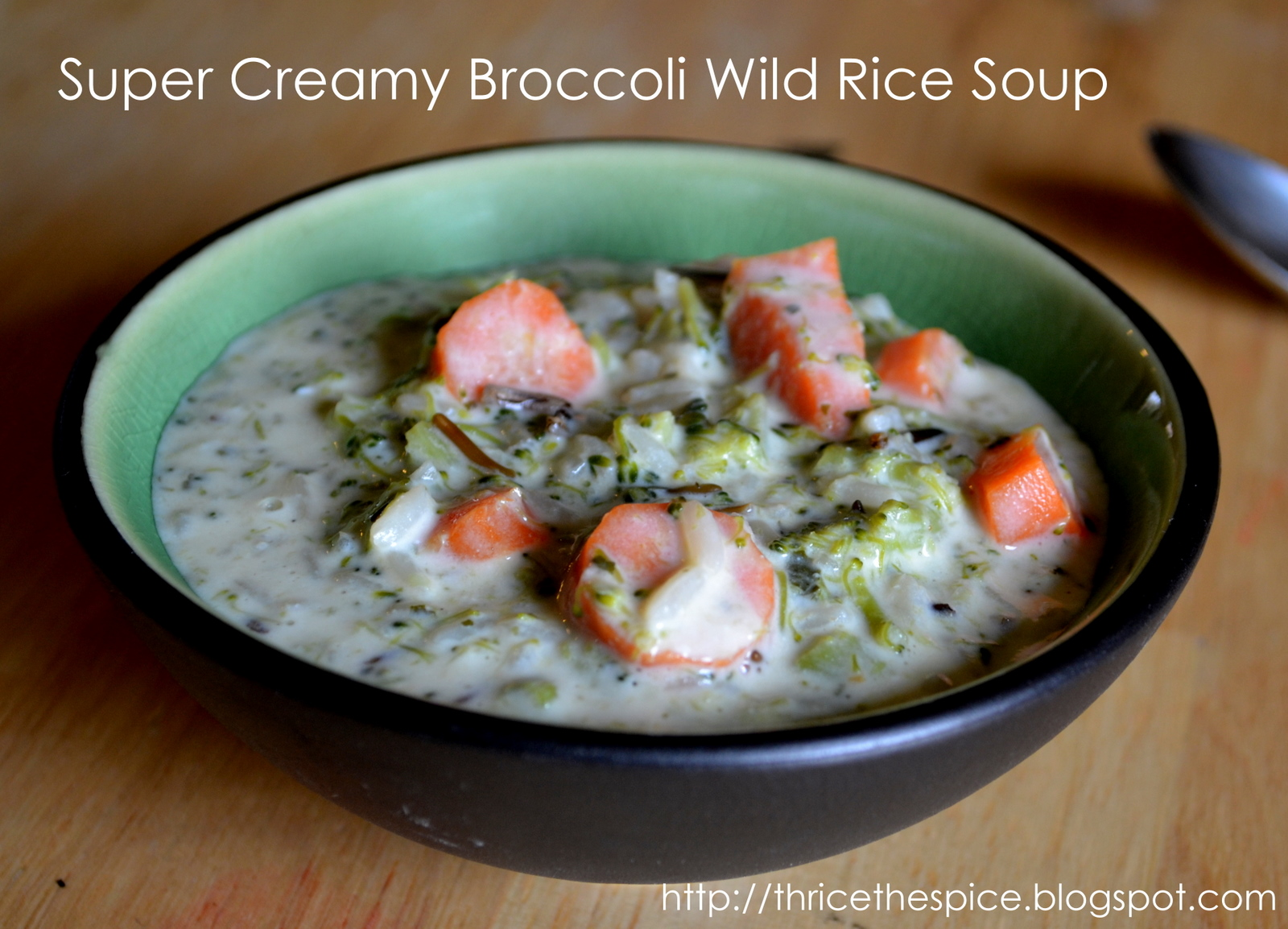 ... and wild rice soup vegetarian curried brown rice and broccoli