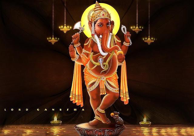 Lord Ganesh 8