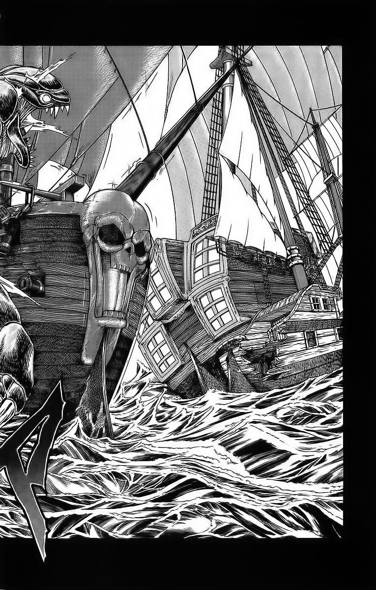 Vua Trên Biển – Coco Full Ahead chap 237 Trang 13 - Mangak.info