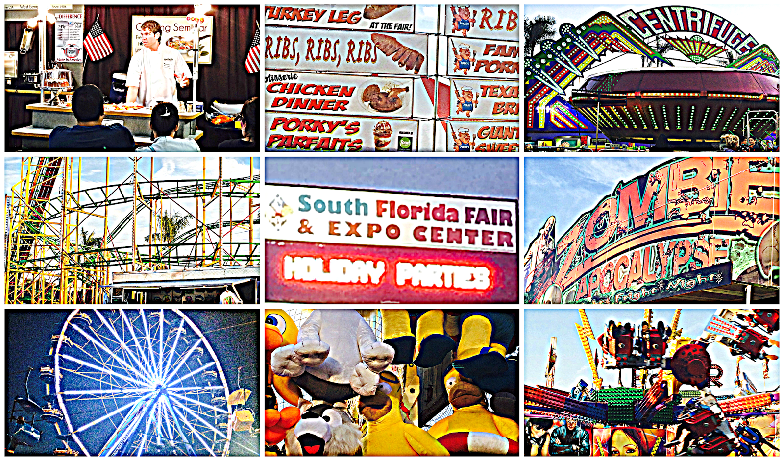 South Florida Fair-Events-Kids-Rides-Giveaway-Palm Beach- Florida,