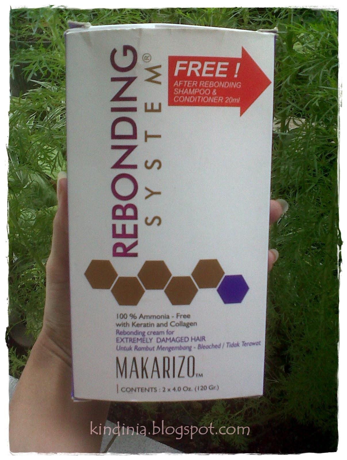 Makarizo Rebonding System 6c3d8ba23f