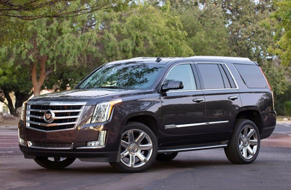 New Car 2015 Cadillac Escalade