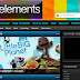 Elements - 2 Columns Blog Template