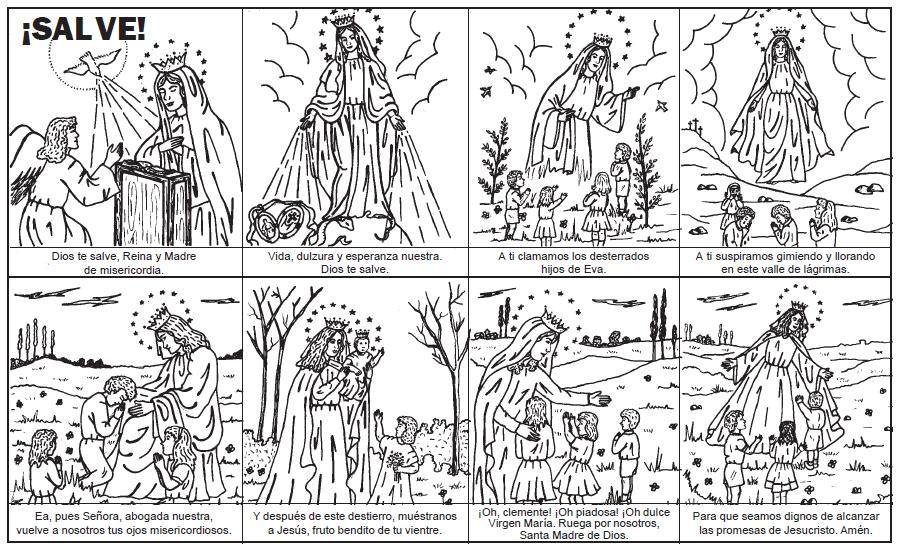 La Catequesis (El blog de Sandra): Aprendemos las oraciones básicas ...