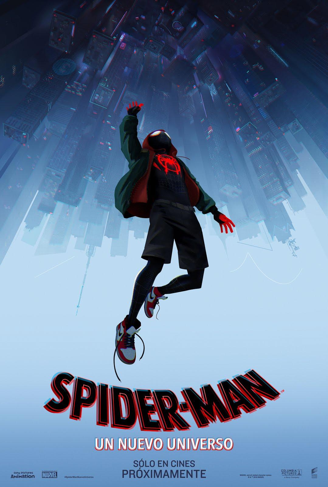 Spider-Man Un Nuevo Universo (21-12-2018)