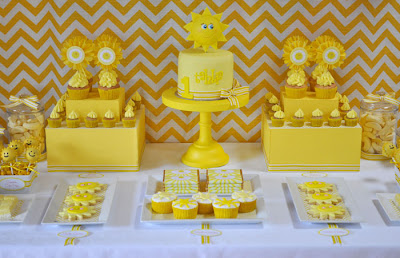 Eye Candy Events My Little Sunshine Tahlia Turns One