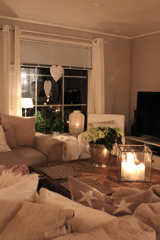 My top 3 tips for creating cosy winter interiors oh so for Small neutral living room ideas