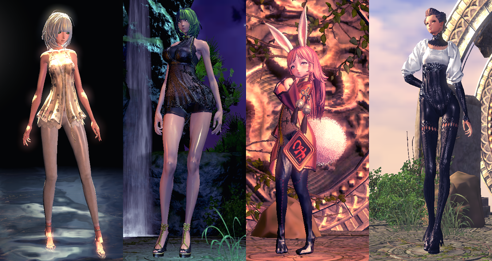 Blade and soul nyde mode pron boob