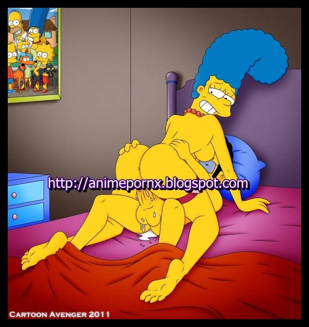 Marge Simpson The Simpsons Cartoon Avenger Adventures