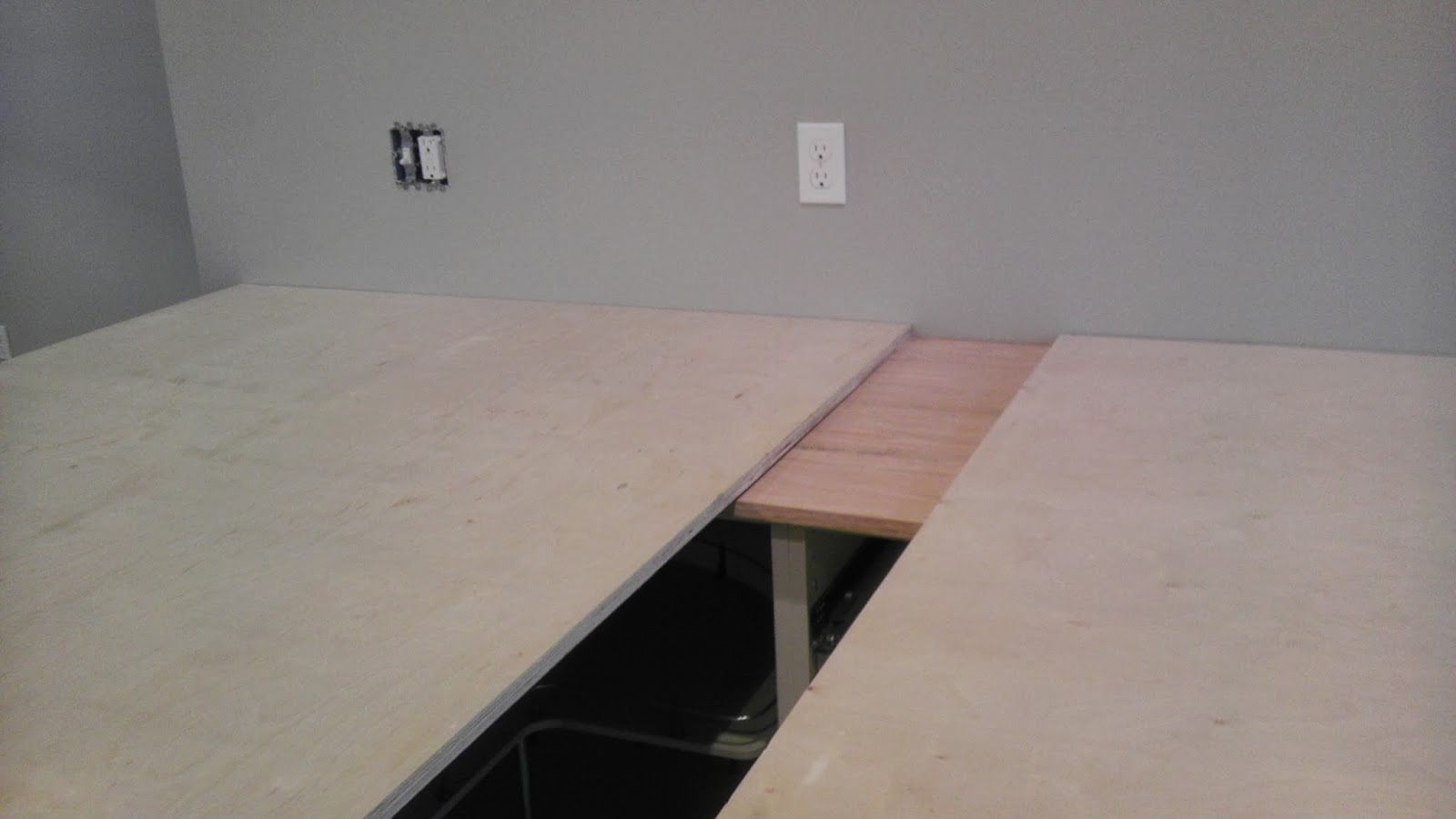 Once upon an acre installing zinc countertops on ikea cabinets installing zinc countertops on ikea cabinets solutioingenieria Image collections