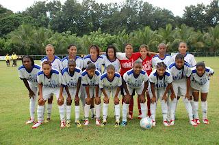 Selección Nacional Femenina Sub-20 viaja a Guyana