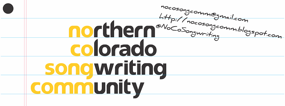 Northern Colorado Songwriting Community
