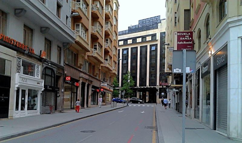 Calle Lealtad en Santander