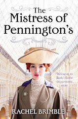 The Mistress of Pennington's - coming July 2018!!