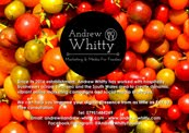 Andrew Whitty -Marketing for Foodies