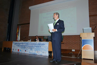 Jornadas de protocolo y comunicación en Pontevedra. Crónica de un  éxito, por Olga Casal
