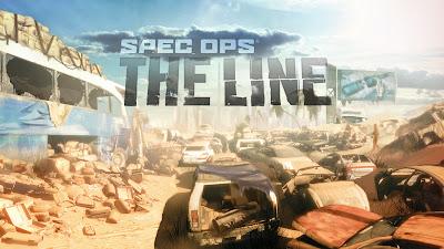 Spec Ops The Line Wallpaper widescreen