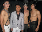 with Zac Ferrero, Rafa Ingreso, and Paul Duque