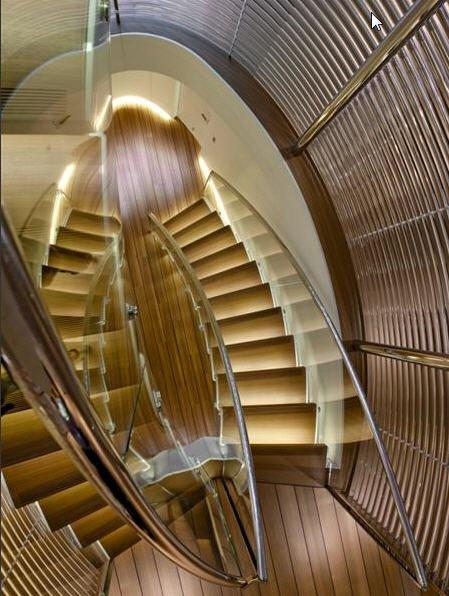 Escaleras de madera for Escalera de madera 5 pasos