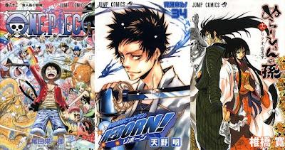 Shonen Jump ranking manga motivo compra