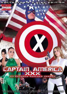 Captain America Parody XXX DVDRIP