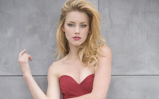 Amber heard american actress wallpapers