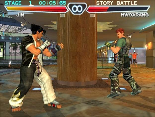 tekken 4 game full version