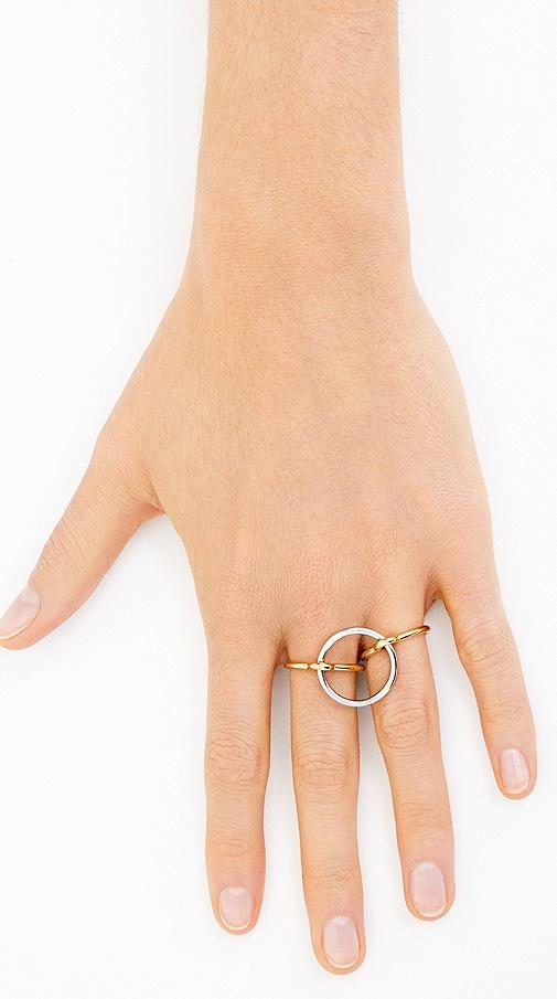 charlotte chesnais three lovers links ring