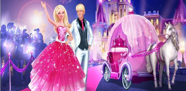 Barbie A Fashion Fairytale Full Movie In English Watch Barbie A Fashion