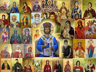 Ποιοι Άγιοι μας βοηθούν και σε ποιες παθήσεις;