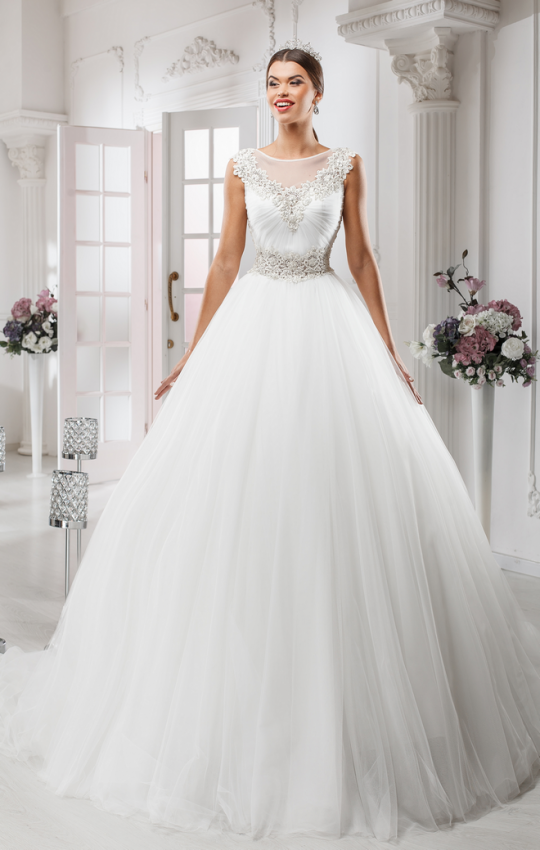Vestido de novia increíbles | Colección Milla Nova