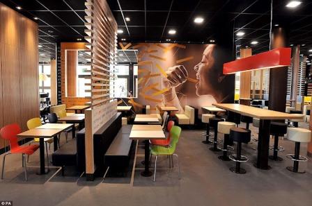 Restoran Mcdonalds Malaysia termurah