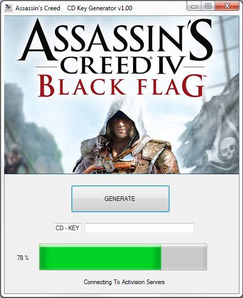 assassins creed black flag activation key