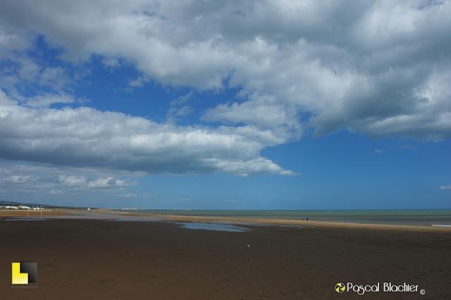 la plage de Gruissan photo pascal blachier