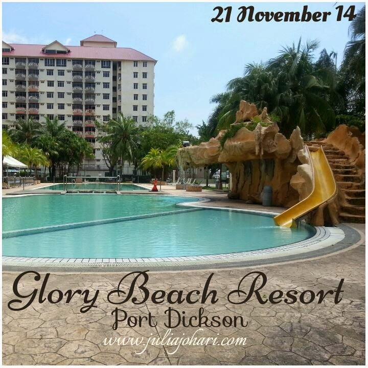 Glory Beach Resort Port Dickson | Private Apartment
