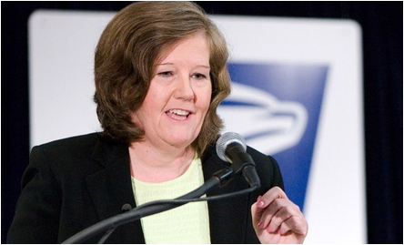 Megan Brennan, Postmaster General