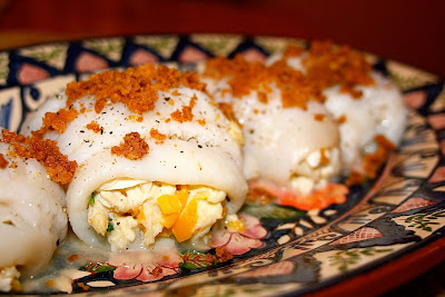 Crab Stuffed Sole