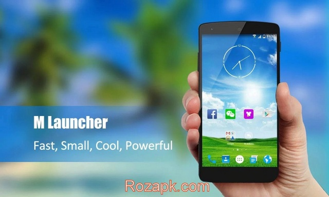 M Launcher -Android M Launcher Prime Cracked Apk v2.1 Latest Version For Android