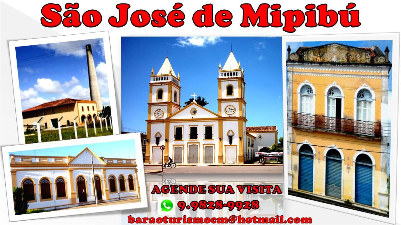 ROTEIRO DE SÃO JOSÉ DE MIPIBU RN